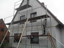 Fassadenverkleidung, Faserzementplatten, Dachdeckerbetrieb Ingo Küster